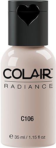 Dinair Airbrush Makeup Foundation | Vanilla | Colair RADIANCE: Satin | 1.15 oz