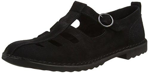 Black Mujer Fly Negro P801459004 000 London T Bar Zapatos wX0nOPU0q