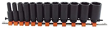 OEMTOOLS  22340 1//4 Inch SAE Deep Socket