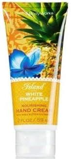 Island White Pineapple Nourishing Hand Cream 60ml: Amazon.co