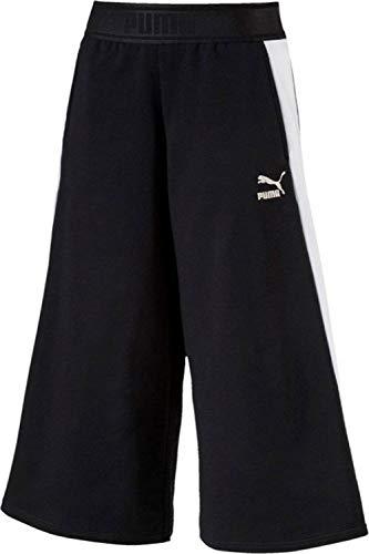 Trend Pant 01 Classic Pantalone bianco Nero m Nero Puma 595027 w4xa1qT