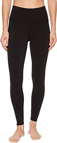 ALO Women's 7/8 High Waist Airbrush Leggings Black Small 24