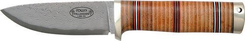 Fallkniven FNFNNL5CX Knives Fixed Knife Leather Handle Idun Northern Light Serie