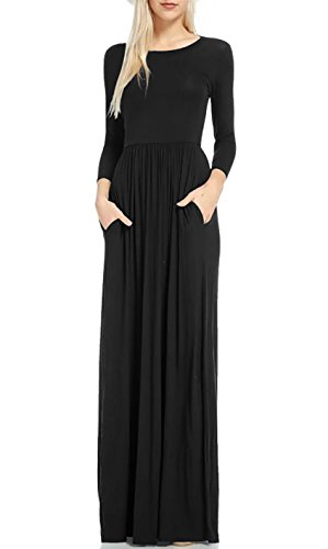 long black formal maternity dresses - 5