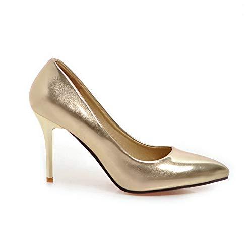 Donna Zeppa Sandali Apl10468 Gold Balamasa Con ztCIw7qq