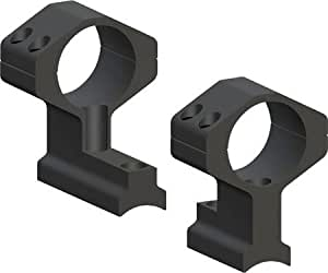 Weaver 2-Piece Muzzleloader Ring and Base Integral Mount System - CVA, Traditions, Winchester In-Line Medium