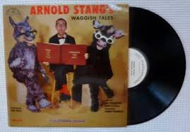 arnold stang's waggish tales LP