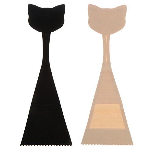Baoblaze 2x Tanga de Mujer T-Espalda Prendas Íntimas Atractivo Ajustable C String Ropa Cómoda - Multicolor, 33cm
