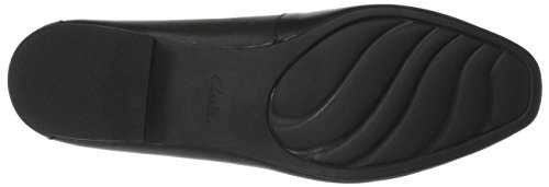 Pictures of CLARKS Women's Juliet Lora Loafer Black 26136577 Black Leather 6