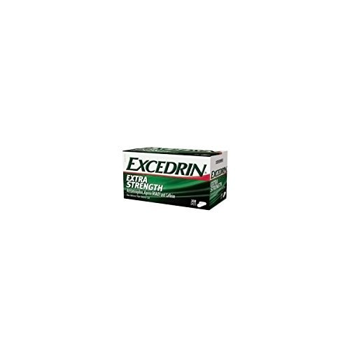 Excedrin Extra Strength Caplets (300 ct.) by Excedrin ()