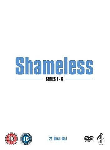 Shameless: Series 1-6 [Region 2] (Shameless Complete Series Dvd)
