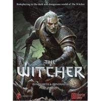 - The Witcher RPG Core Rulebook