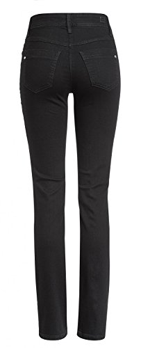 D999 Donna Mac Pantaloni Black Basic xOWtp