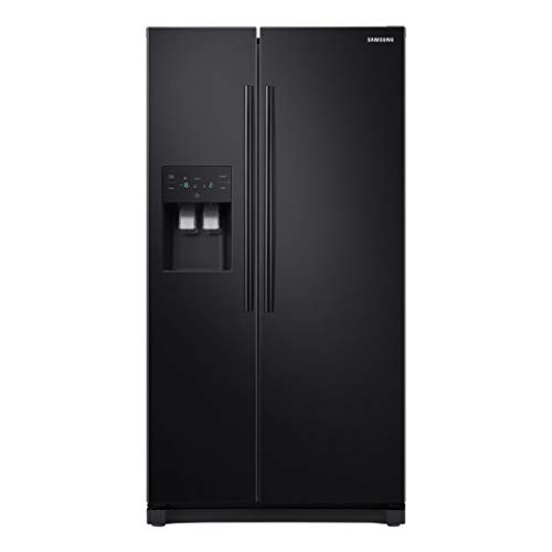 Samsung RS50N3413BC No Frost Side-by-side American Fridge Freezer With Ice And...