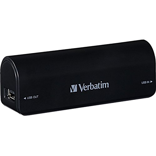 verbatim portable power pack - 3