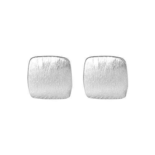 Sterling Silver Earrings Circles Jewelry