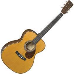 Martin Omjm John Mayer Acoustic-Electric Guitar Natural - Martin Omjm Guitar