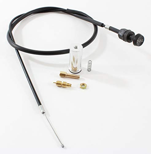 Electric Choke Conversion - Manual Choke Fits Arctic Cat 350 366 400 500 650 Electric Choke Conversion