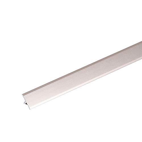 GWXFHT Threshold Strip 3 Pack of T type Wooden door Decorative strip Threshold strip Aluminum alloy Wooden floor bead…