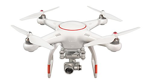 Autel Robotics X-Star Premium Drone with 4K Camera, 1.2-mile HD Live View & Hard Case (White)