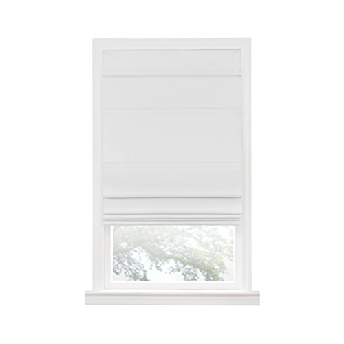 gs Achim Home Imports Cordless Blackout Window Roman Shade, 31