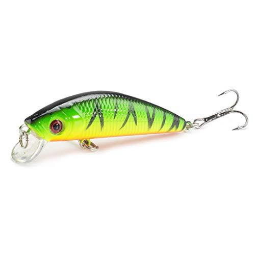 - KEHAIOO 1PCS Fishing Lure Hard Bait Tight Wobble Slow Sinking Jerkbait Tackle F