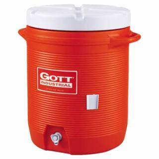 Water Coolers, 5 Gal, Orange