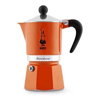 Amazon.com: Bialetti 4991 arco iris cafetera de espresso ...