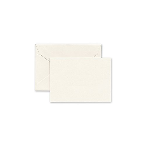 Crane & Co. Ecruwhite Enclosure Card and Envelope (CC0403) by Crane & Co.