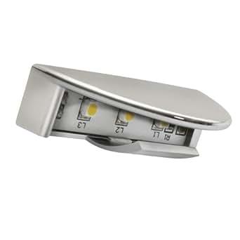 Kanlux S.A. FIBI LED3-U 0.24W Blanco frío - Lámpara LED (Blanco frío, 46 cm)