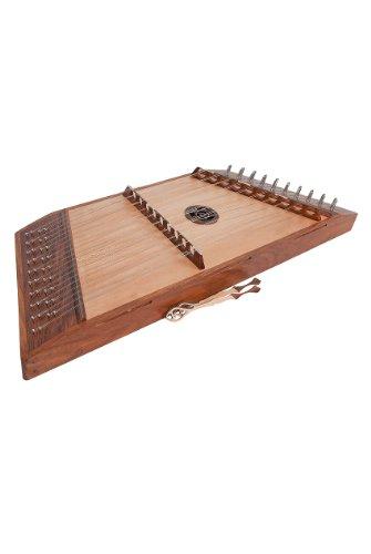 Hammer Dulcimer, 10 Treble/9 Bass Strings w/ Hammers by Roosebeck