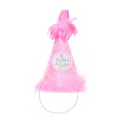 Cinde (Birthday Girl Cone Hat)