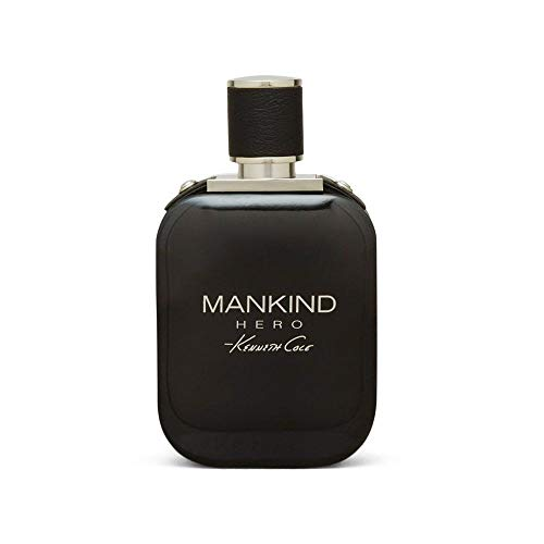 Kenneth Cole New York Mankind Hero Spray for Men, 3.4 Ounce (Kenneth Cole Signature For Men)