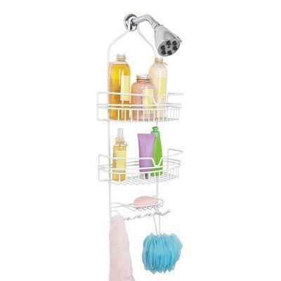 bath bliss hanging shower caddy