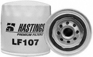 Hastings LF107 Lube Oil Spin-On Filter