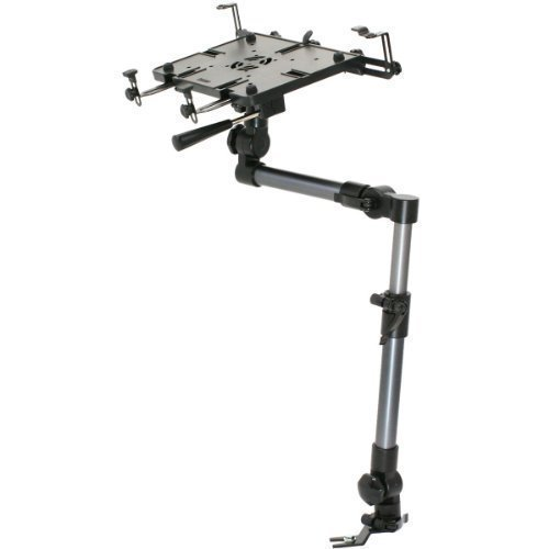 Bundle Deal Mobotron MS-526 Heavy-duty Laptop Mount + Screen Stabilizer by Mobotron