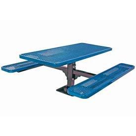 Single Pedestal Table, Surface Mount, Diamond 72