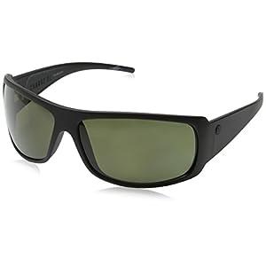 Electric Visual Charge XL Matte Black Polarized Sunglasses