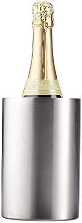 Refrescante: disfruta de vino, cava, champán o cerveza fresca con la ayuda de este enfriador de bote