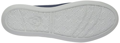 Skechers Bobs Womens Bliss 2.0-Big Surprise Flat Navy ItDfT5