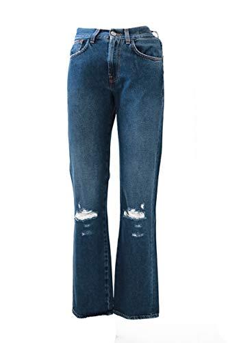 Twin Ja82q1 2018 Inverno A Blue i Autunno Denim Jeans Donna 2019 Set rtwHr