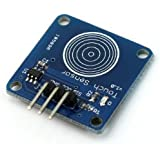 Generic TTP223B Digital Touch Sensor Capacitive Touch Switch Module