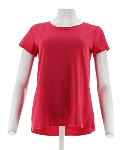 Clinton Kelly Kelly Essential Knit T-Shirt Watermelon M New A305994 from Clinton Kelly