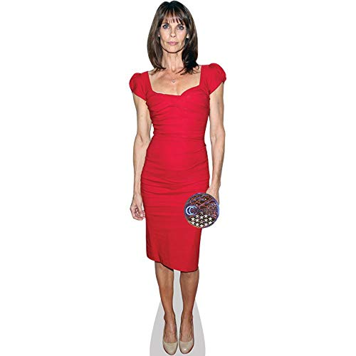 Alexandra Paul (Red Dress) Life Size Cutout