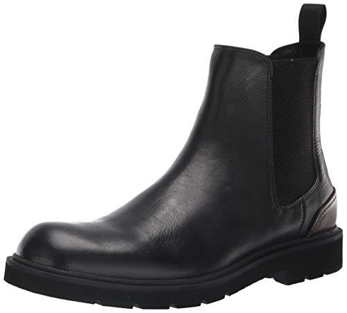 FRYE Men's Lights Chelsea Boot, Black, 10 M M US
