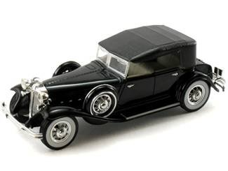 Signature Models 1932 Chrysler Lebaron Black 1/32 Diecast Car Model ()
