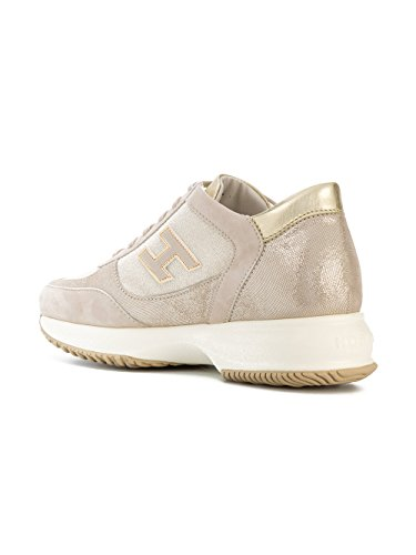 HXW00N03242IG50PCC Sneakers Pelle Hogan Beige Donna q47T1U
