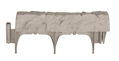 Suncast BSE10TG Edging, Borderstone, 10 Pack