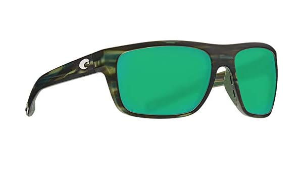 104b6a11b788 Amazon.com: Costa Broadbill Matte Reef-Green Mirror 580P Poly Polarized  Lens Sunglasses: Clothing