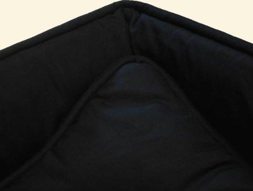 SheetWorld Cradle set - Solid Black cradle Set - Made In USA